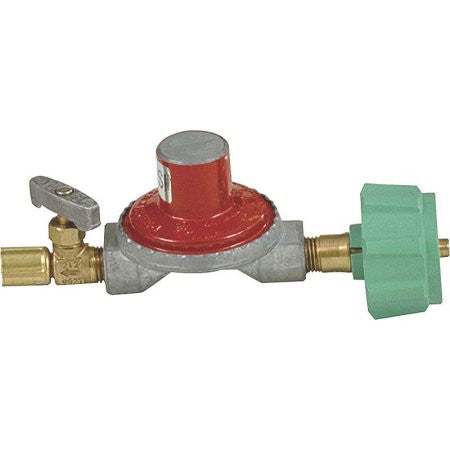 LP Regulator 10 PSI with Brass Control Valve