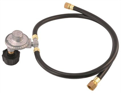 "90° LP Regulator w/ Female ACME X (2) 24"" Hoses"