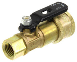 Lp Quick Connect Kit With Shut Off Valve Tyree Parts And