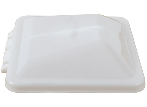 RV Replacement Roof Vent Dome, Ventline BVD0449-A01, White