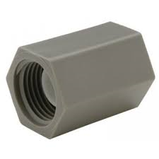 Qest compression coupling female tyree parts and hardware for Pex pipe freeze protection