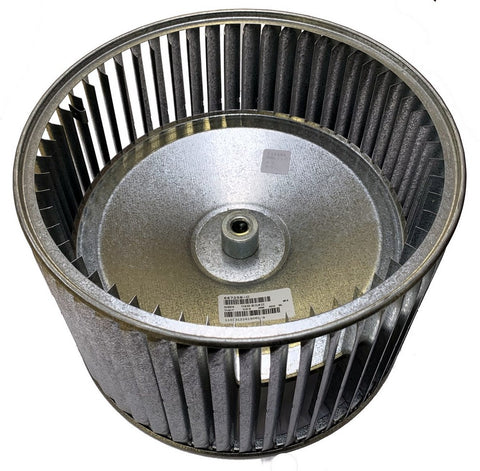 "Blower Wheel, 12"" x 8"", 1/2"" Bore, CW, 12-8 DD"