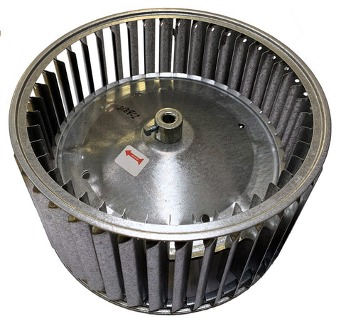 "Blower Wheel, 12.3"" x 7.2"",  1/2"" Bore, CW, CM122-700-5-1P, S1-02636293000"