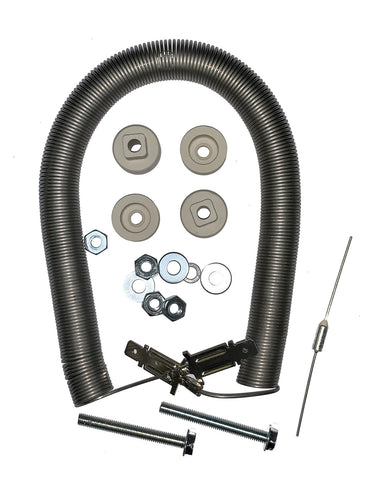 "Heating Element Restring Coil Kit, DH 500FC, 5 KW, 5/8"" OD"
