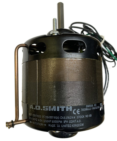 "4.4"" Motor; 115V, 1/10 HP, 850 RPM, 1 Speed, 85"