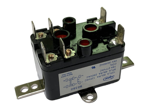 Fan Relay, 24V, NO/NC, 90380