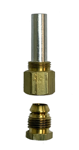 Gas Orifice, BA715-021 (with CF641 Breakaway Nut)