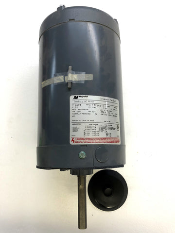Condenser Fan Motor; 460/200-230, 1140 RPM, 2 HP, H698, 8-177646-01