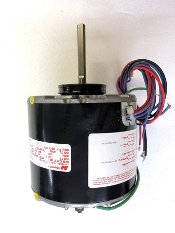Dual Voltage Motor; 115/230, 1550 RPM, 1/20 HP, 611