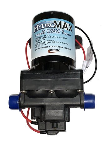 HydroMAX Automatic Fresh Water Pump, 3 GPM, 12VDC