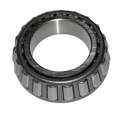 "Tapered Roller Bearing, 1.24"" ID, LM67048"