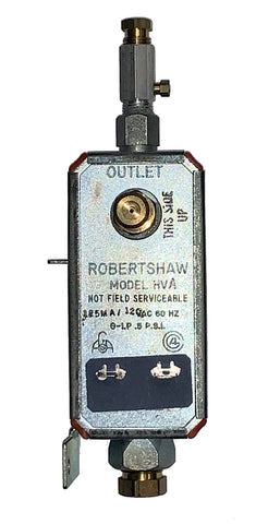 Gas Oven Safety Valves, 120V, Robertshaw 4090-185