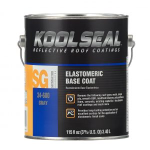 Elastomeric Base Coat
