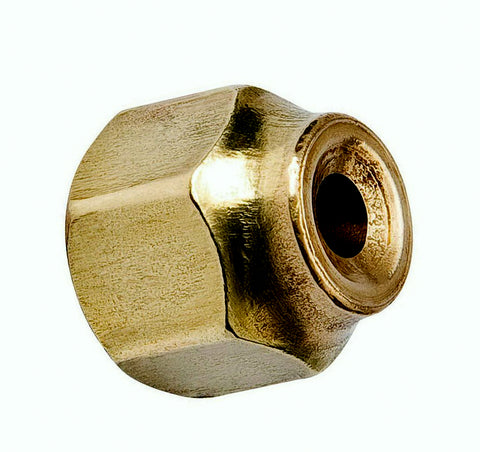 Flare Nut Frost Proof, Brass