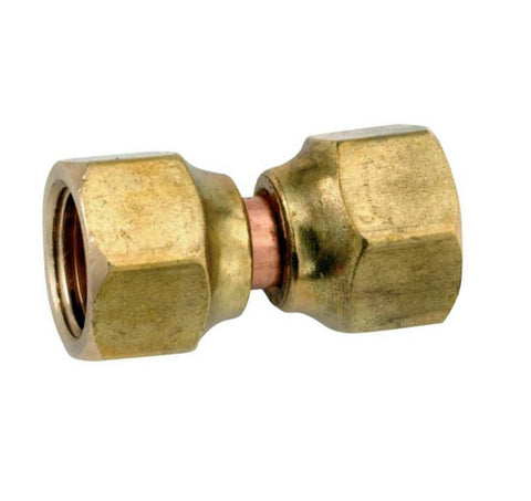 Flare Nut Swivel, Brass