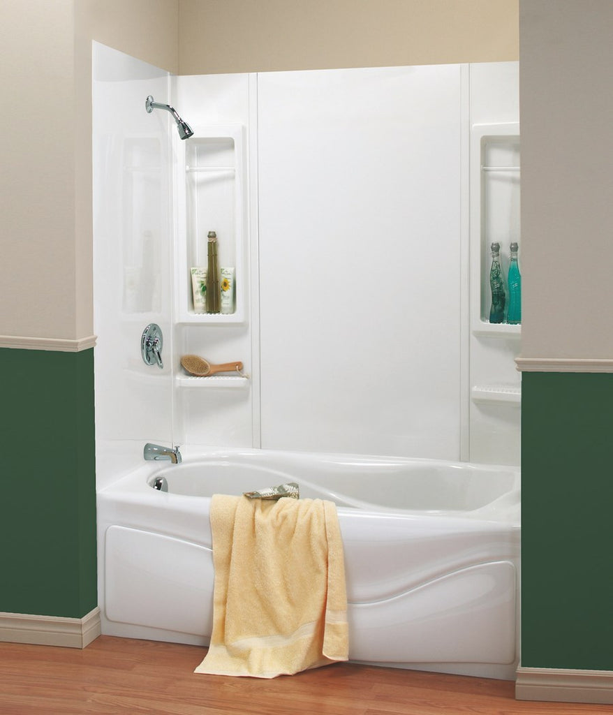 Tub Surround, Adjusts from 48\