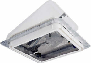 RV Roof Vent - 12V DC