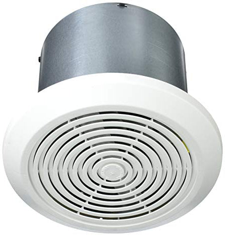 Ceiling Exhaust Vent - Vertical Air Discharge
