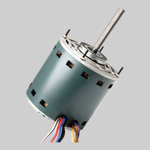 "5.5"" Motor; 120-240V, Various HP, 1075 RPM, 3 Speed"