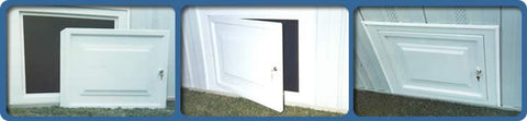 Crawl Space Access Door