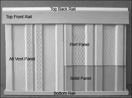 Vinyl Skirting Panels