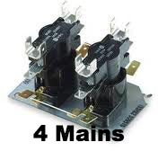 Sequencer - Twin Tower, 4 Main Circuits