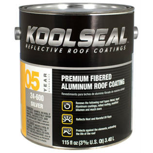 Roof Coating - Aluminum - Premium Grade