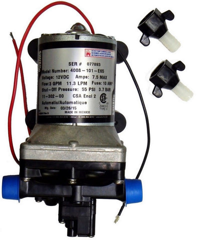 Shurflo Fresh Water Pump 12VDC