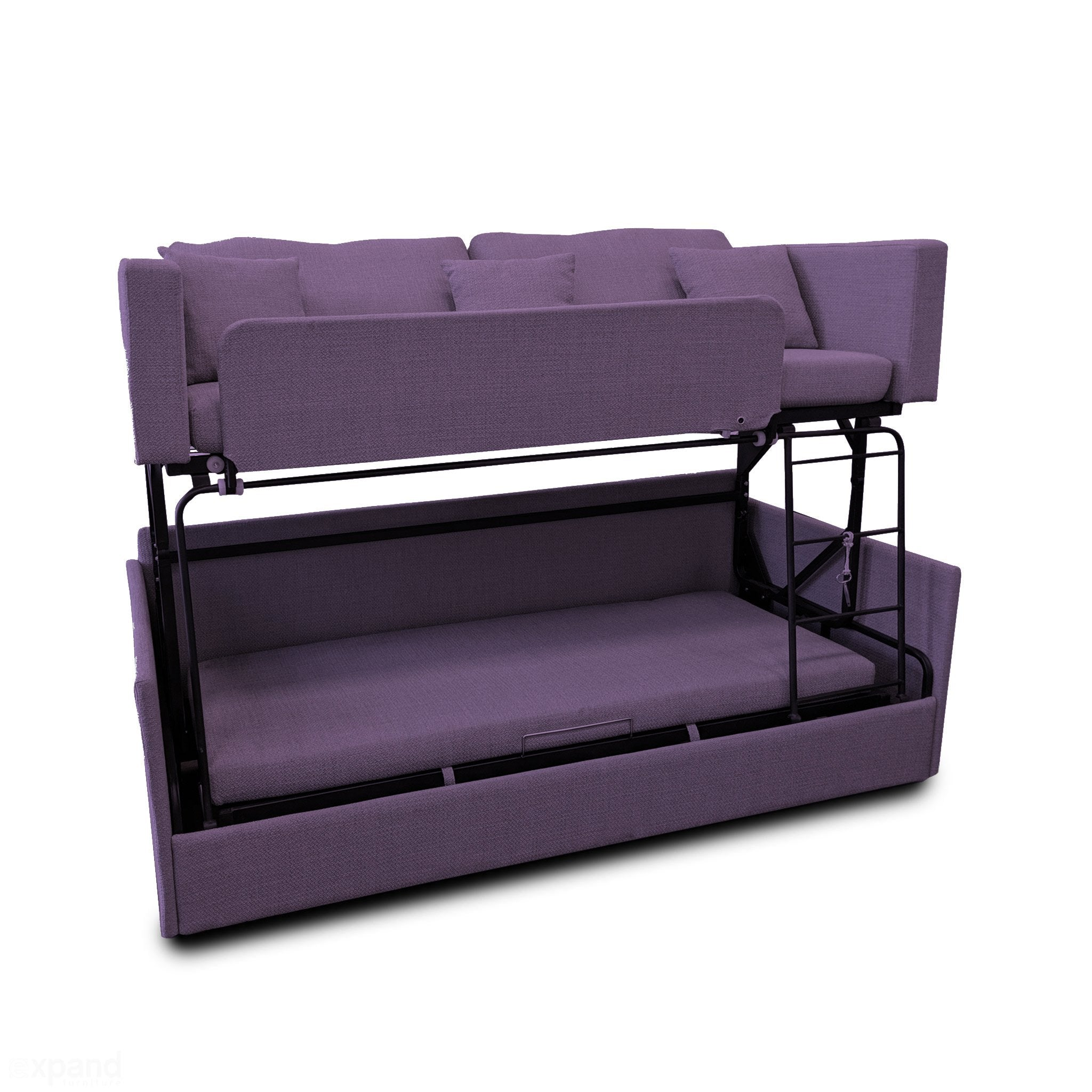 Miraculous Bunk Bed Couch Transformer Wiejfhwegoui Gmtry Best Dining Table And Chair Ideas Images Gmtryco