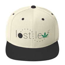 Load image into Gallery viewer, Lost Leaf Snapback