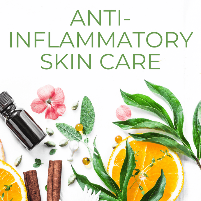 6 Natural Alternatives for Anti-Inflammatory Skin Care