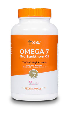 Sibu Omega 7 Sea Buckthorn Oil