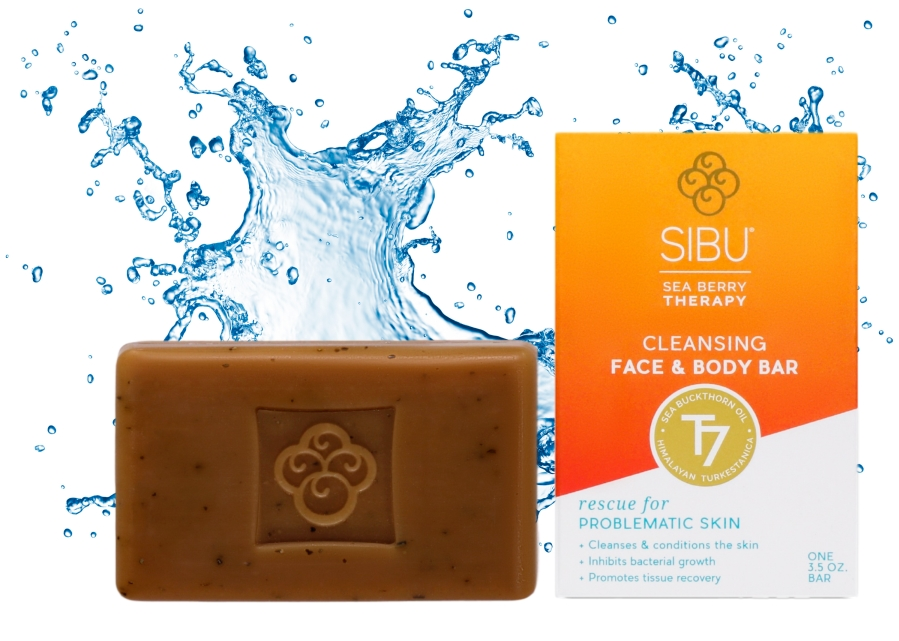 Sibu Cleansing Face and Body Bar