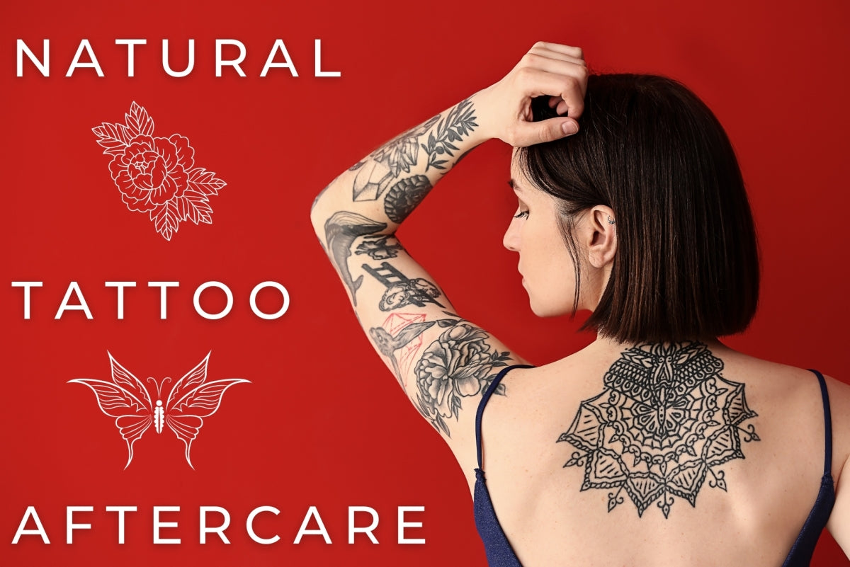 Natural Tattoo After Care