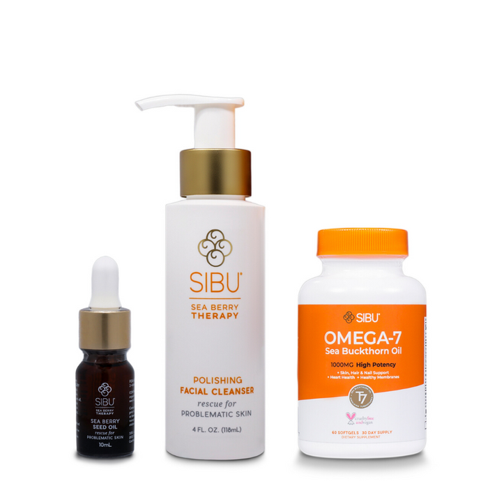 3-Step Clear Skin System