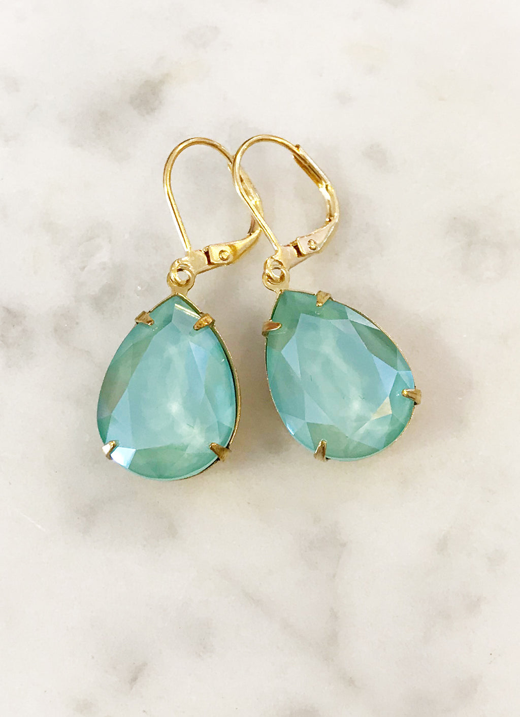 Lola Earring - Pacific Opal