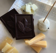Cheese and Chocolate Pairing Seminar
