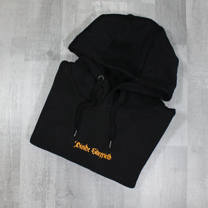 DIVIDE OLD ENGLISH HOODIE