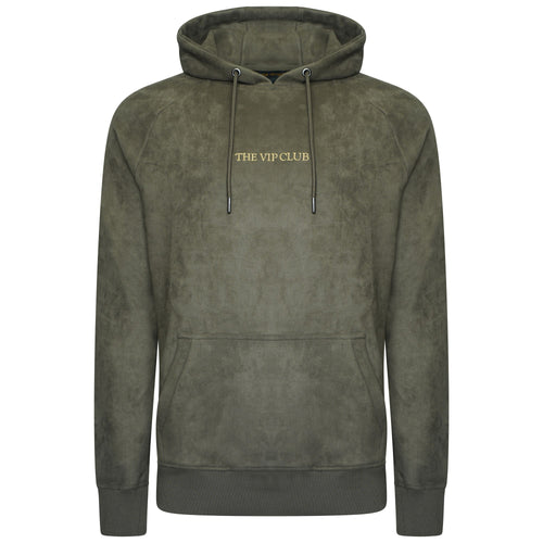 KHAKI VIP COLLECTION HOODY | PRE-ORDER
