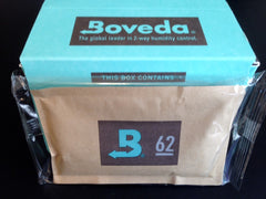 Boveda Large (60 gram) 2-Way Humidity Control Pack - Cigar Reserve Cedar Spills  - 1