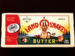 "Lost & Found ""Butter"" - Pack of 8 - Cigar Reserve Cedar Spills  - 1"