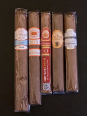 Mild-Medium Premium Sampler - 5 Set