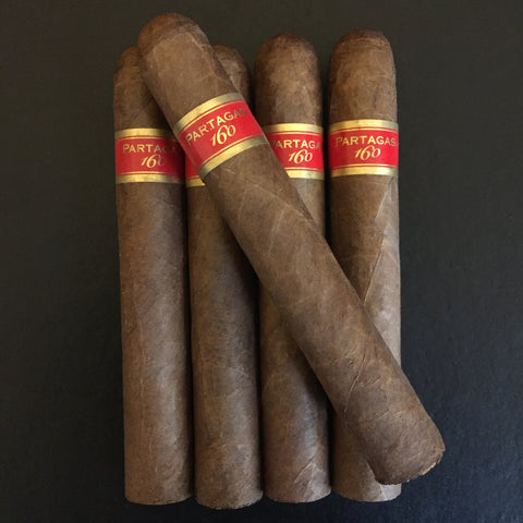 Partagas 160 Signature Series Robusto - 5 Pack *Rare*