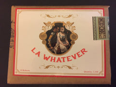 "Lost & Found ""La Whatever"" Robusto - Pack of 10"