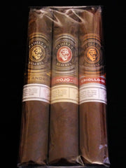 Padilla New Blends Sampler - 3 Set - Cigar Reserve Cedar Spills  - 1