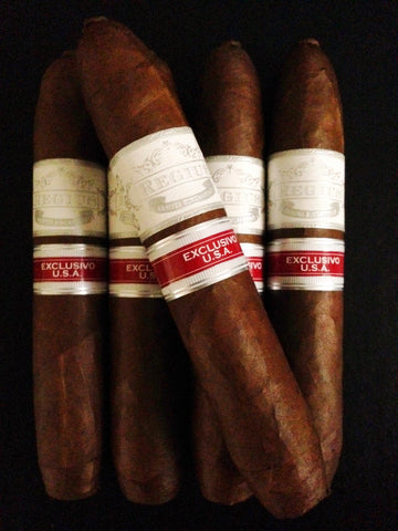 Regius Exclusivo U.S.A. Claro Especial Fat Perfecto - 5 Pack