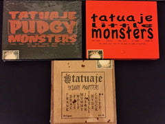 Tatuaje Monsters Sampler Series Box Set *Original Series* - All 3 Boxes