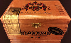 Arturo Fuente Flor Fina 8-5-8 (Maduro) - Sealed Box of 25