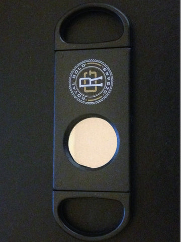 Royal Gold Cigar Cutter