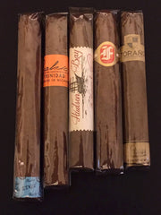 #7 Cigar of the Year Sampler - 5 set - Cigar Reserve Cedar Spills